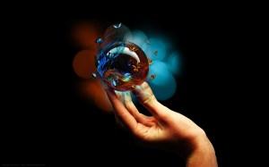 Die Imagination erzeugt die Realität