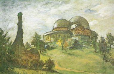 Hermann Linde (1863-1923), erstes Goetheanum