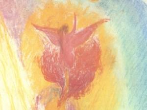 Rudolf Steiner. Luzifer. Skizze