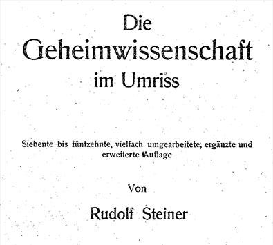 Christologische Variationen in der »Geheimwissenschaft« 1909/1920 (23)
