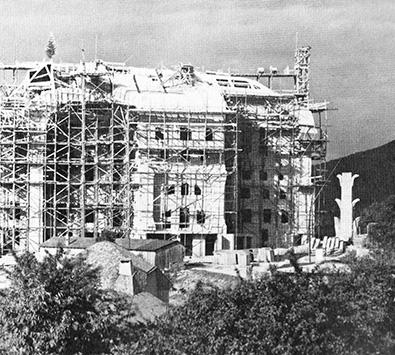 1978 | Zwischen Erlösungsbedürfnis und anthroposophischer Mission – der Goetheanum-Campus