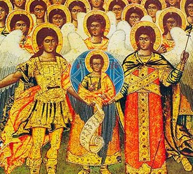 Christos Angelos – Engelschristologie (3) – Messias, Sohn Gottes, Menschensohn, Kyrios