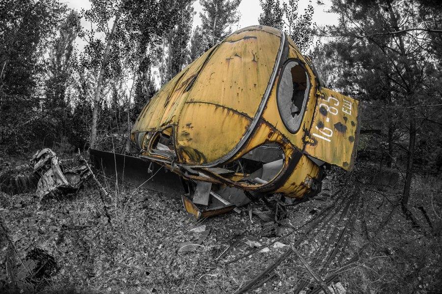 Geisterstadt Pripyat 3.