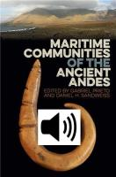 Building Community in Coastal Deserts: Perspectives from Western South America (with audio)