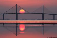 SUNSHINE BRIDGE TAMPA BAY