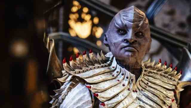 L'Rell from Star Trek Discovery