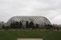 Denver botanic garden conservatory