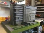 Apartment building- Large scale FDM 3D print
