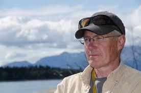 Greg Hare in the Yukon