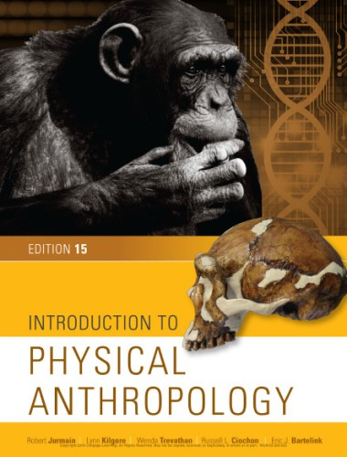 Intro to Physical Anthropology book cover