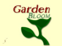 This is a logo for a fictitious company called Garden Bloom. I made this logo for a website class project about flowers that I like.