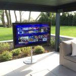 Anti Reflective Garden TV Screens