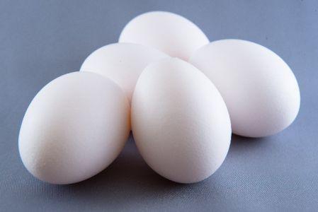 ビタミンB2の栄養が入っているたまごの写真