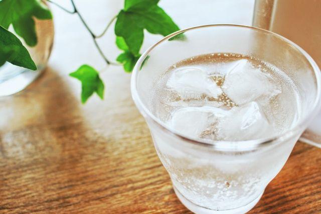 冷たい飲み物の写真