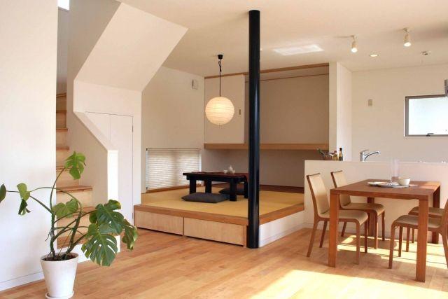 生活習慣を表す部屋の写真
