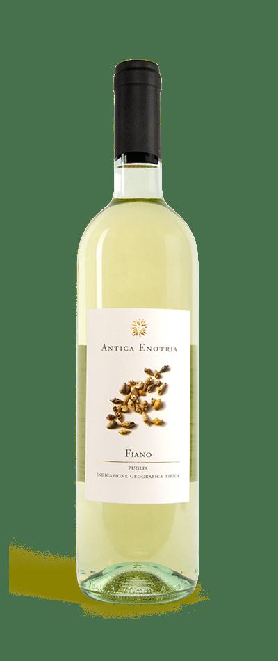fiano vino bianco biologico antica enotria