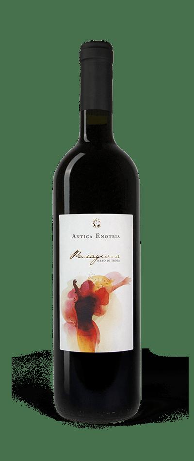 Puragioia Nero di Troia IGT Puglia antica enotria vino rosso biologico