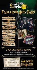 Cavallino Matto Cerveteri Festa a Tema Harry Potter