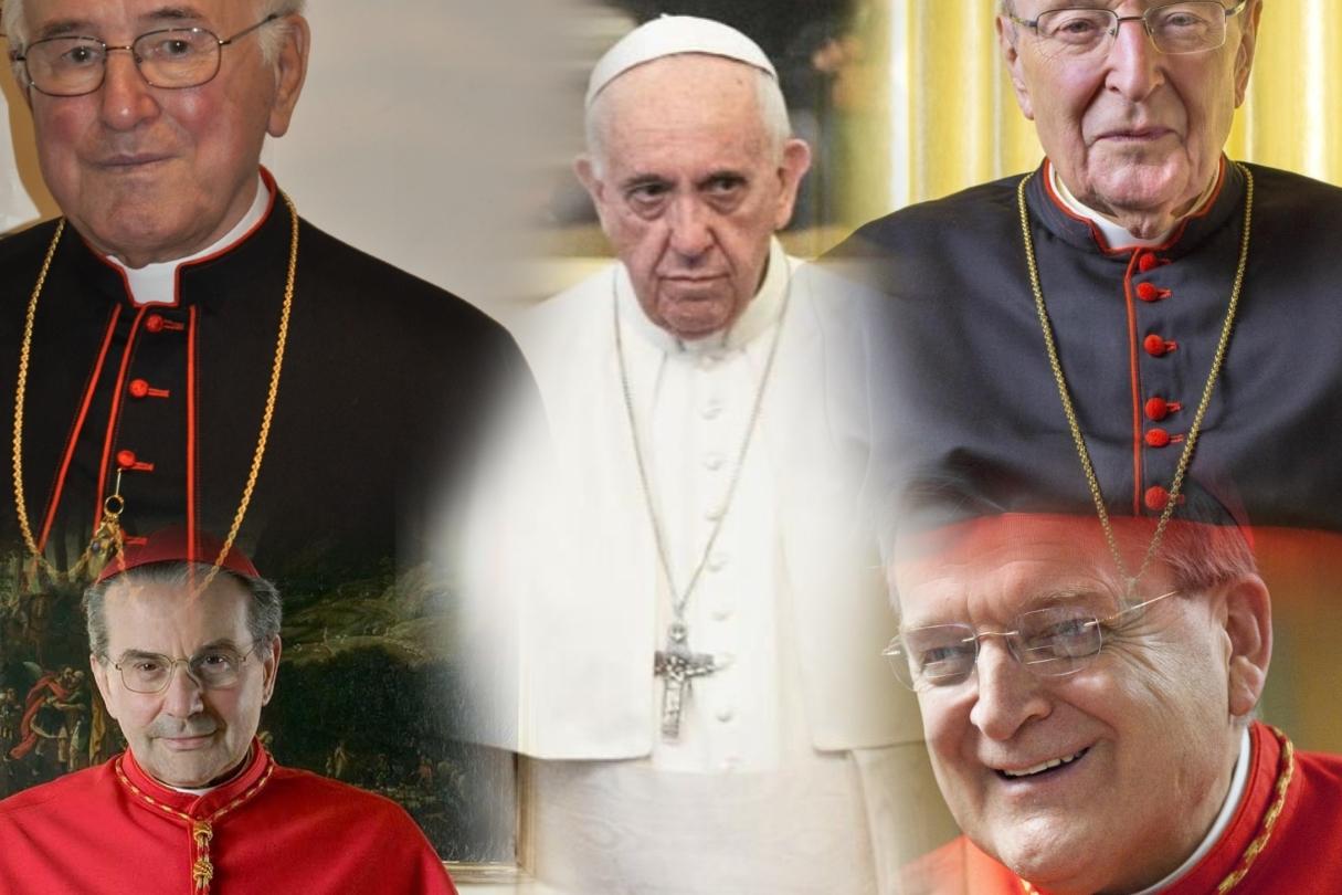 Un'altra lettera dei quattro cardinali al papa. Anche questa senza risposta