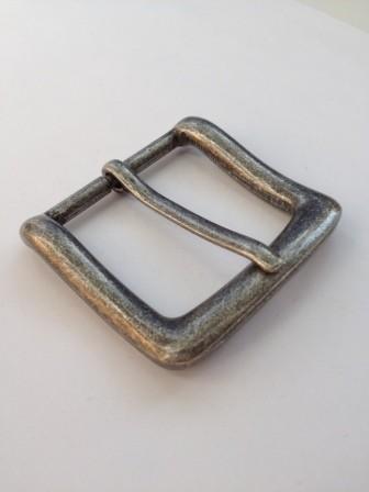 Надежная Пряжка 40 мм ст серебро | 240р. | 2