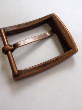 Пряжка для ремня, ширина 35 мм Покрытие ст.медь Производство Италия   300р.   3