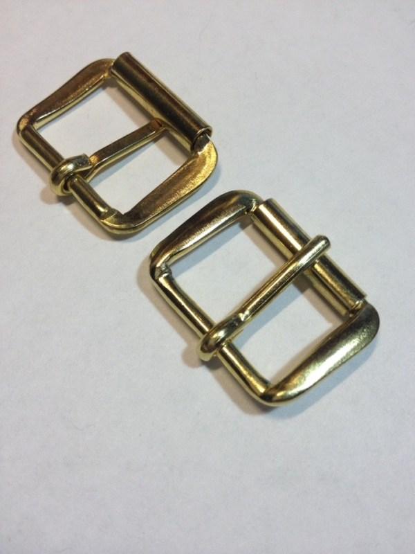 Пряжка 20 мм цвет золото Для сумок рюкзаков и т п С плоскими краями | 25р. | 3
