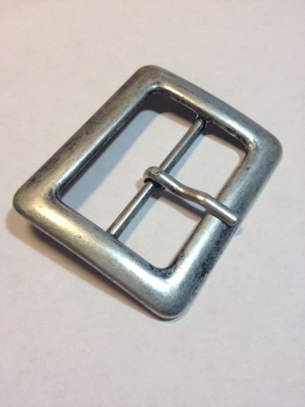Пряжка 40 мм старое серебро Фурнитура для кожгалантереи | 90р. | 1