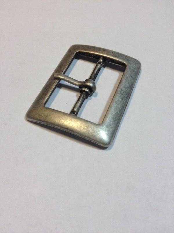 Пряжка 30 мм старое серебро  Фурнитура для кожгалантереи | 80р. | 3
