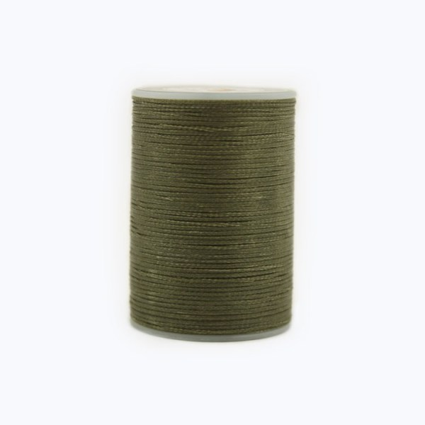 Нитки Galaces вощеные 80 м Плоская,плетеная восковая нить из полиэстера Толщина: 0.8 мм   | 135р. | 1