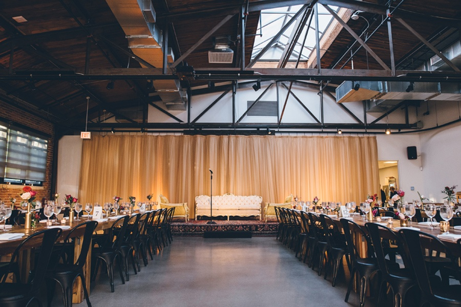 Hip And Traditional Wedding At Ovation Chicago