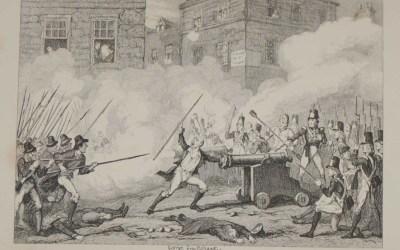 Prints of the Irish Rebellions 1798 and 1803