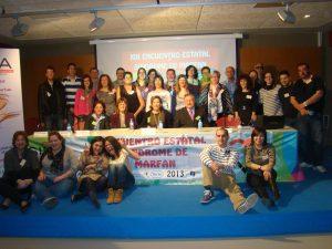 XIII Encuentro Estatal Sindrome Marfan