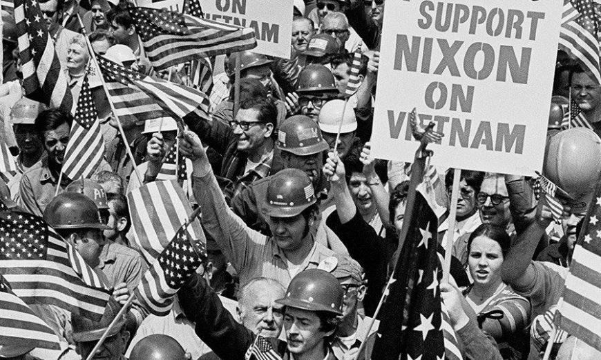 Hard Hat Riots 1970