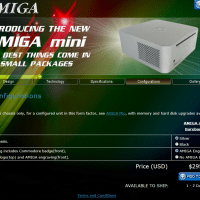 Amiga mini is dead already ... and C=OS Vision is no Vison yet!