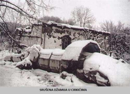 107-San Most-Ostaci srusene dzamije u Cirkicima