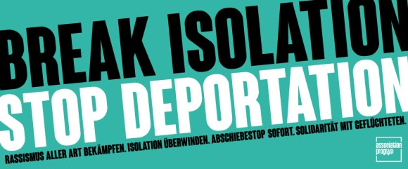 break isolation stop deportation