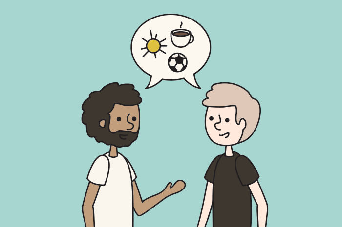 The Magical Power of Small Talk 1