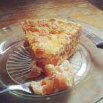 Tarta de jamón y queso a là Dorima