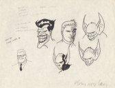 Batman animated series villanos
