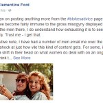 Clementine Ford vs Blokes Advice