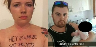Clementine Ford attacks fathers with daughters