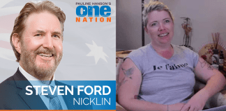 clementine ford father one nation