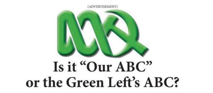 ABC brainwashes children