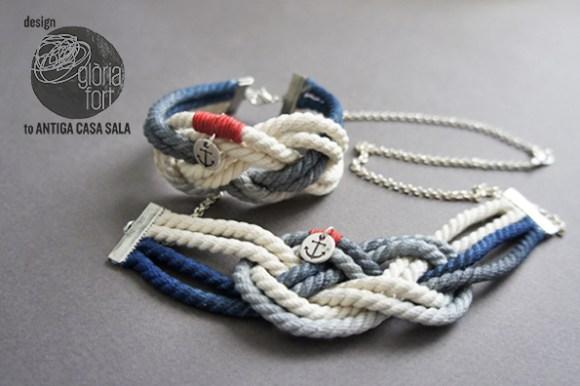 Pulsera collar Sailor +
