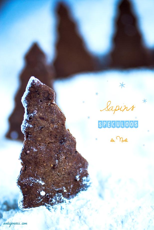Les petits sapins de Noël - Antigone XXI