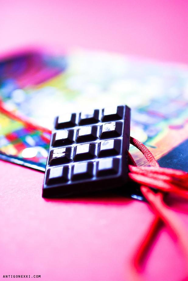 Chocolat cru - Antigone XXI