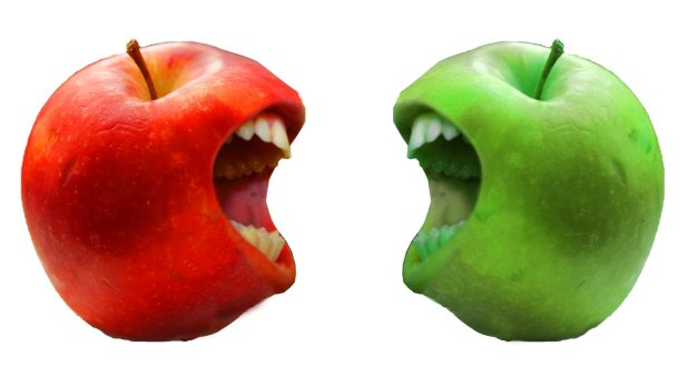 The Green and the Red - Antigone XXI