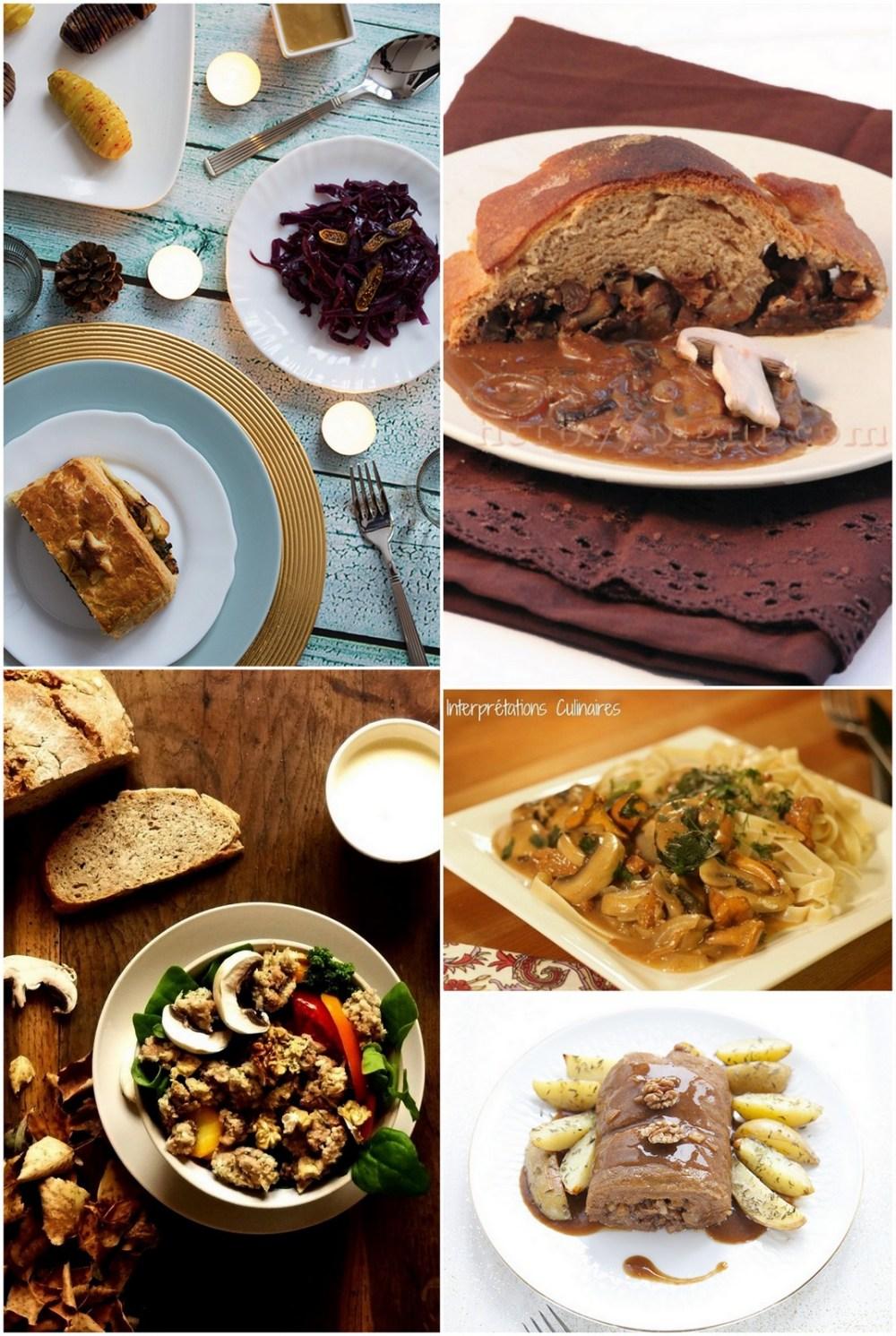 50 recettes véganes pour les fêtes - Antigone XXI
