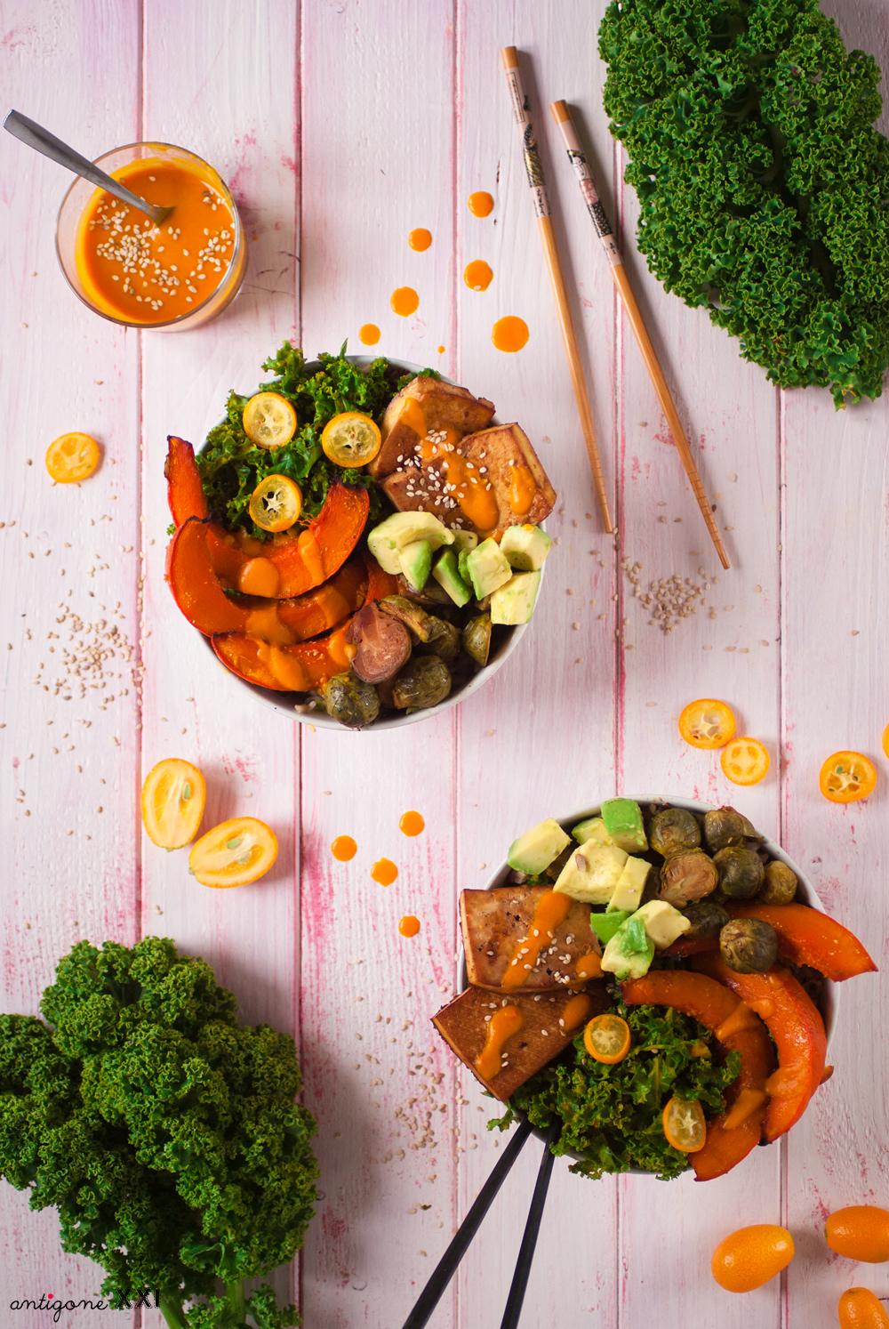 Vegan Winter Bowls - Antigonexxi.com