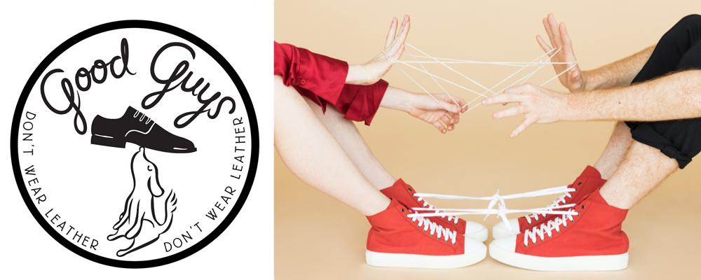 new products 2c566 8c65e Fondée en 2010, Good Guys propose des chaussures conçues en France et  fabriquées au Portugal dans des matériaux durables (microfibres, toile, ...